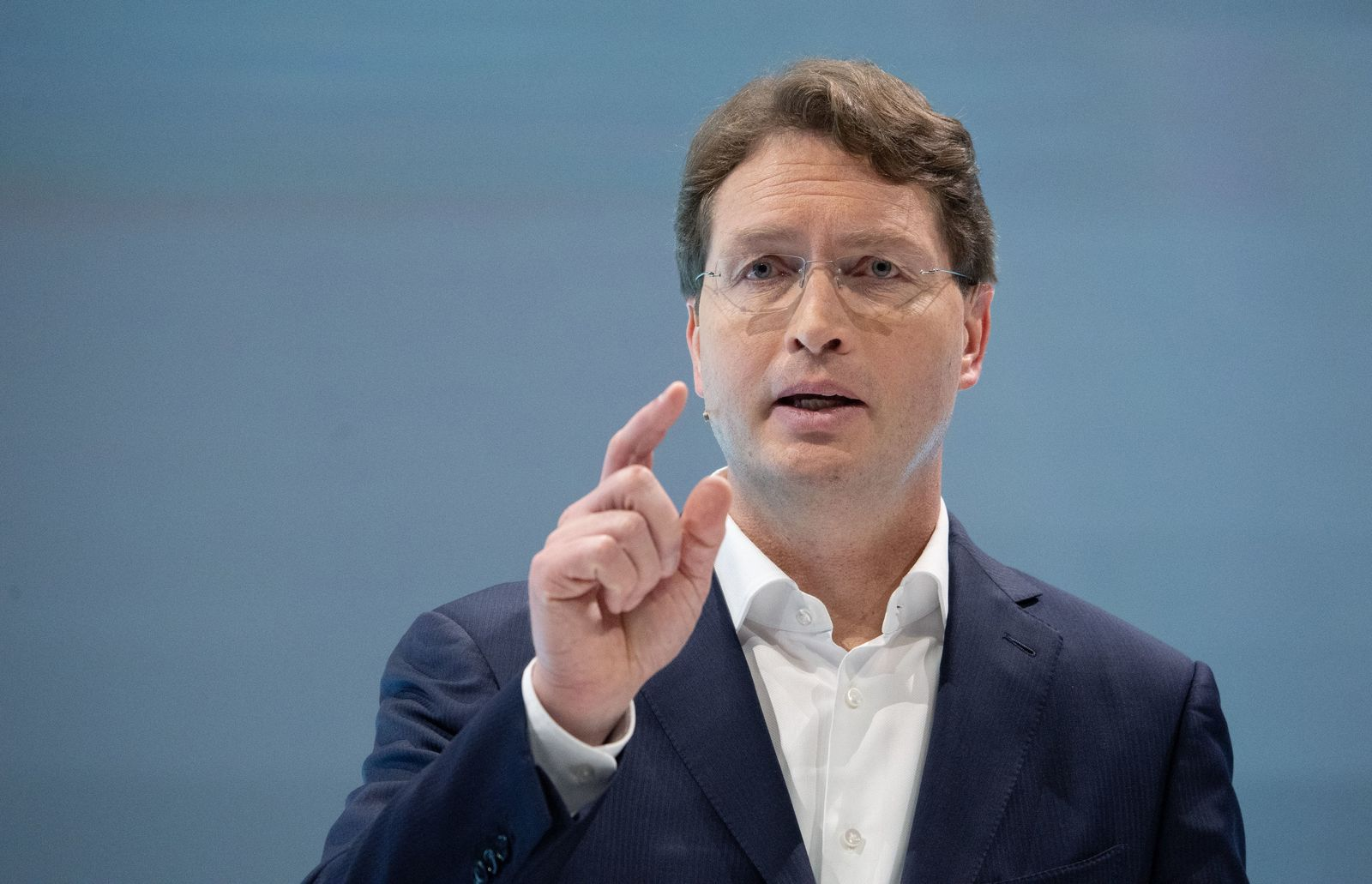 Ola Källenius - Vorstandsvorsitzender Daimler AG