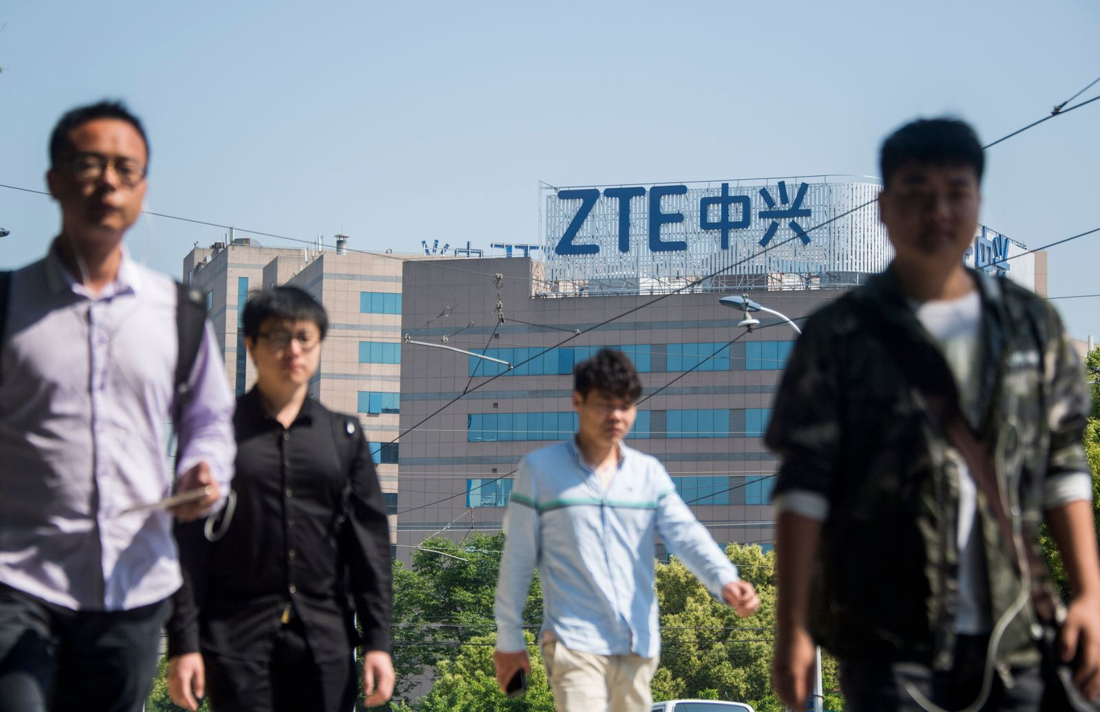 CHINA-US-TELECOMMUNICATION-TRADE-ZTE