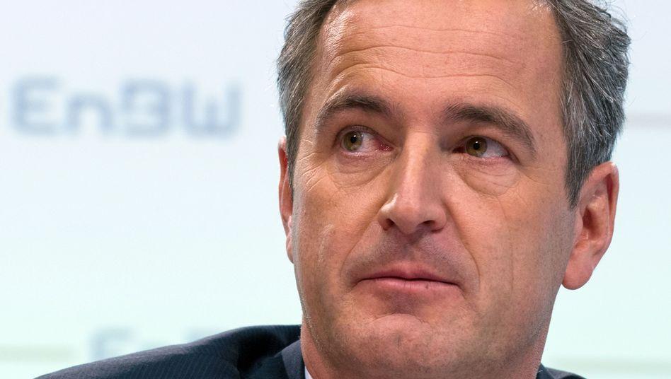 Frank Mastiaux: Der Manager muss den Energiekonzern EnBW umbauen