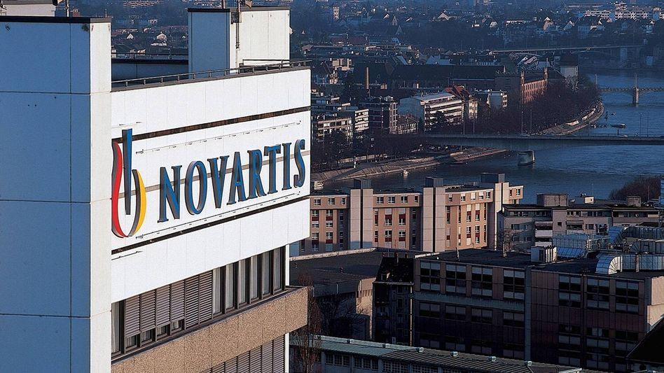 Novartis-Stammsitz in Basel: Stellenstreichungen geplant