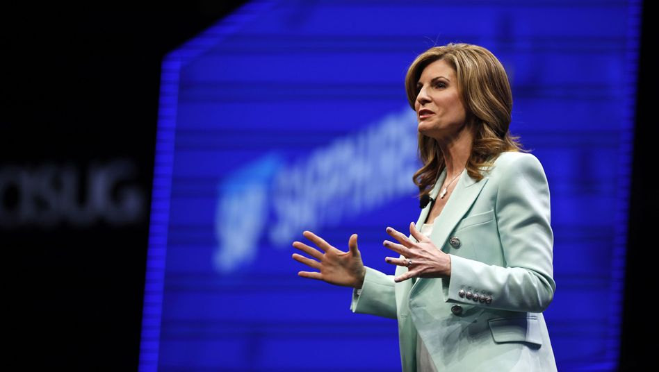 SAP Co-Chefin Jennifer Morgan