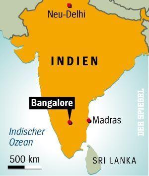 Bangalore: Indiens Silicon Valley