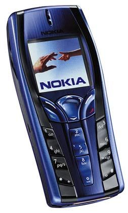 Nokia-Handy: ... denn über den Media Player kann Musik sowohl vom heimischen PC als auch über die Mobilfunknetze auf das Handy geladen werden. Das Zweckbündnis soll Apple Marktanteile abjagen, die das Geschäft mit digitaler Musik bislang dominieren.