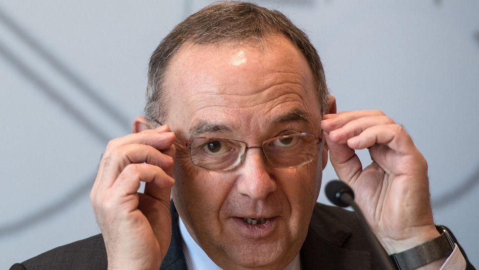 """EX-NRW-Finanzminister Norbert Walter-Borjans (SPD): """"Da werden ein paar Champagnerkorken knallen"""""""