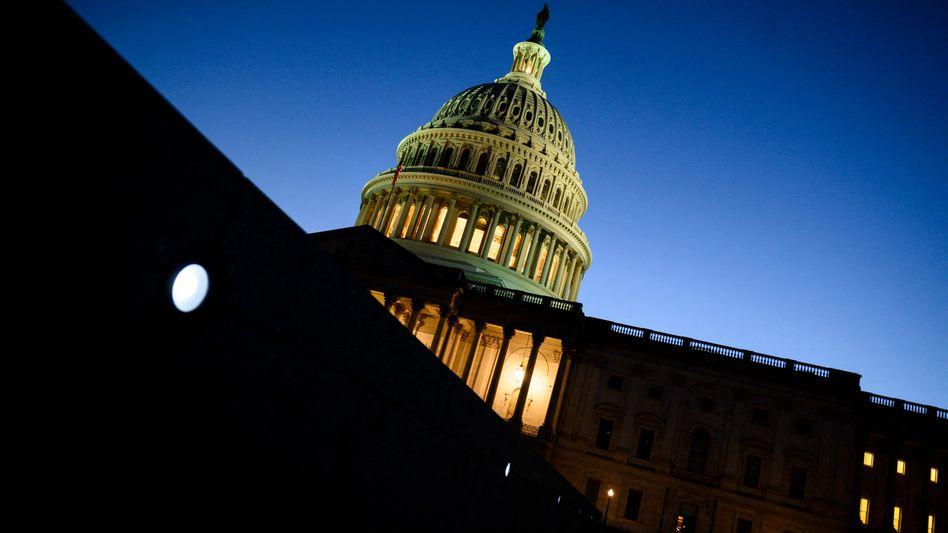 US-Kongressgebäude: Aufschub im Finanzdrama