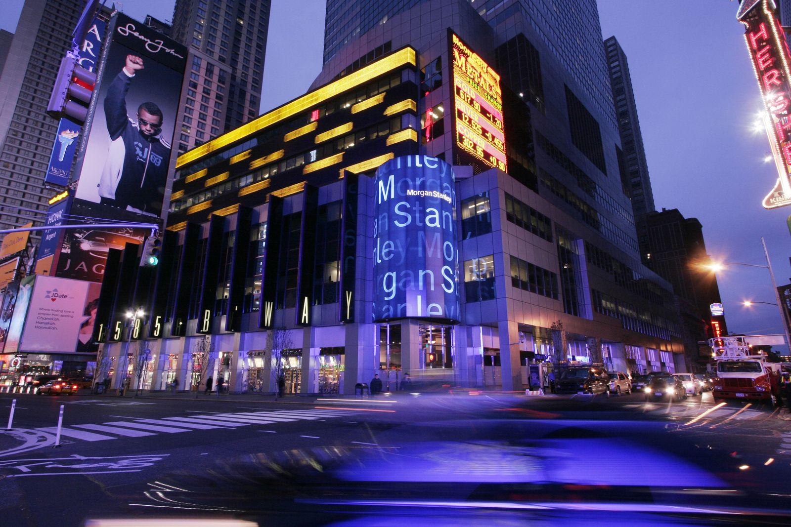 Morgan Stanley / New York