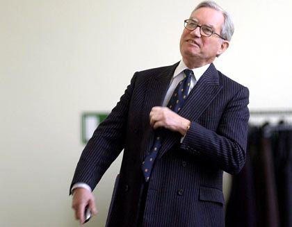 Schied im Streit: Vodafone-Ex-Chef Christopher Gent