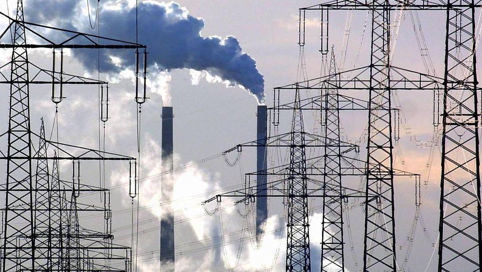 Netz am Limit: Im Winter ist die Stromnachfrage besonders hoch