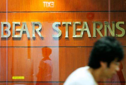 Bear Stearns: Notverkauf zum Ramschpreis - nun wird aufgestockt