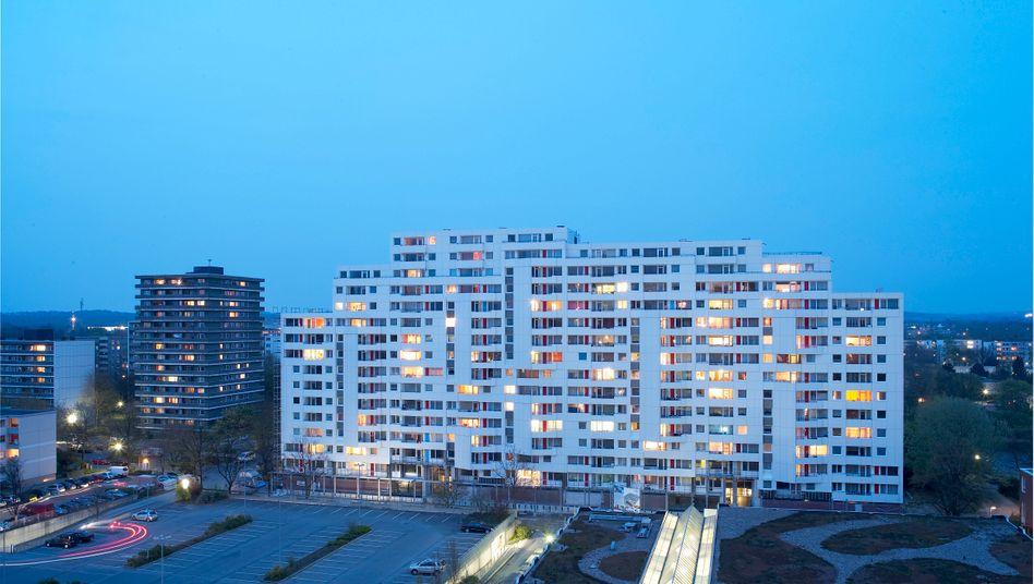 Lichter aus: Aktionäre sollten Aktien von Wohnungsgesellschaften nach dem starken Anstieg allmählich aus dem Depot werfen, raten Beobachter