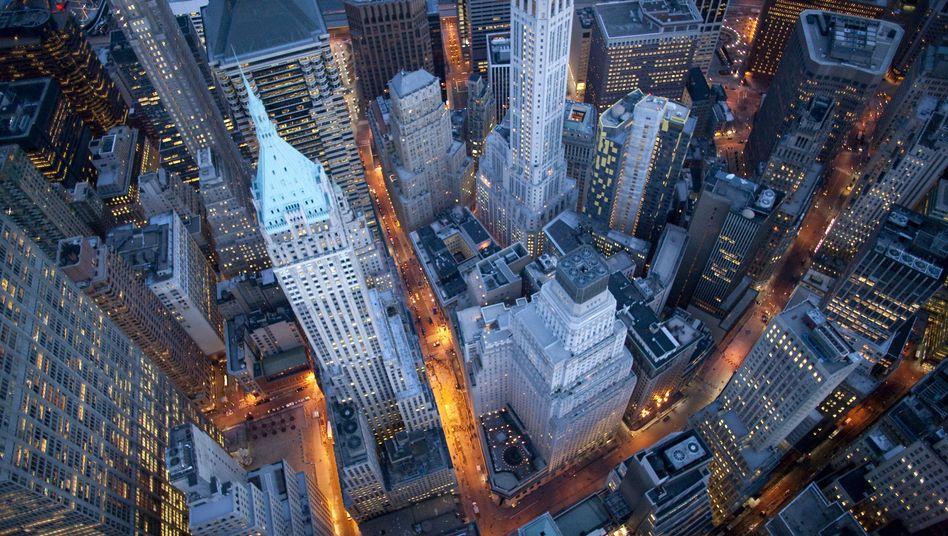 Bankenviertel: Vorsicht vor Zombies, deren wahre Belastungen noch unklar sind