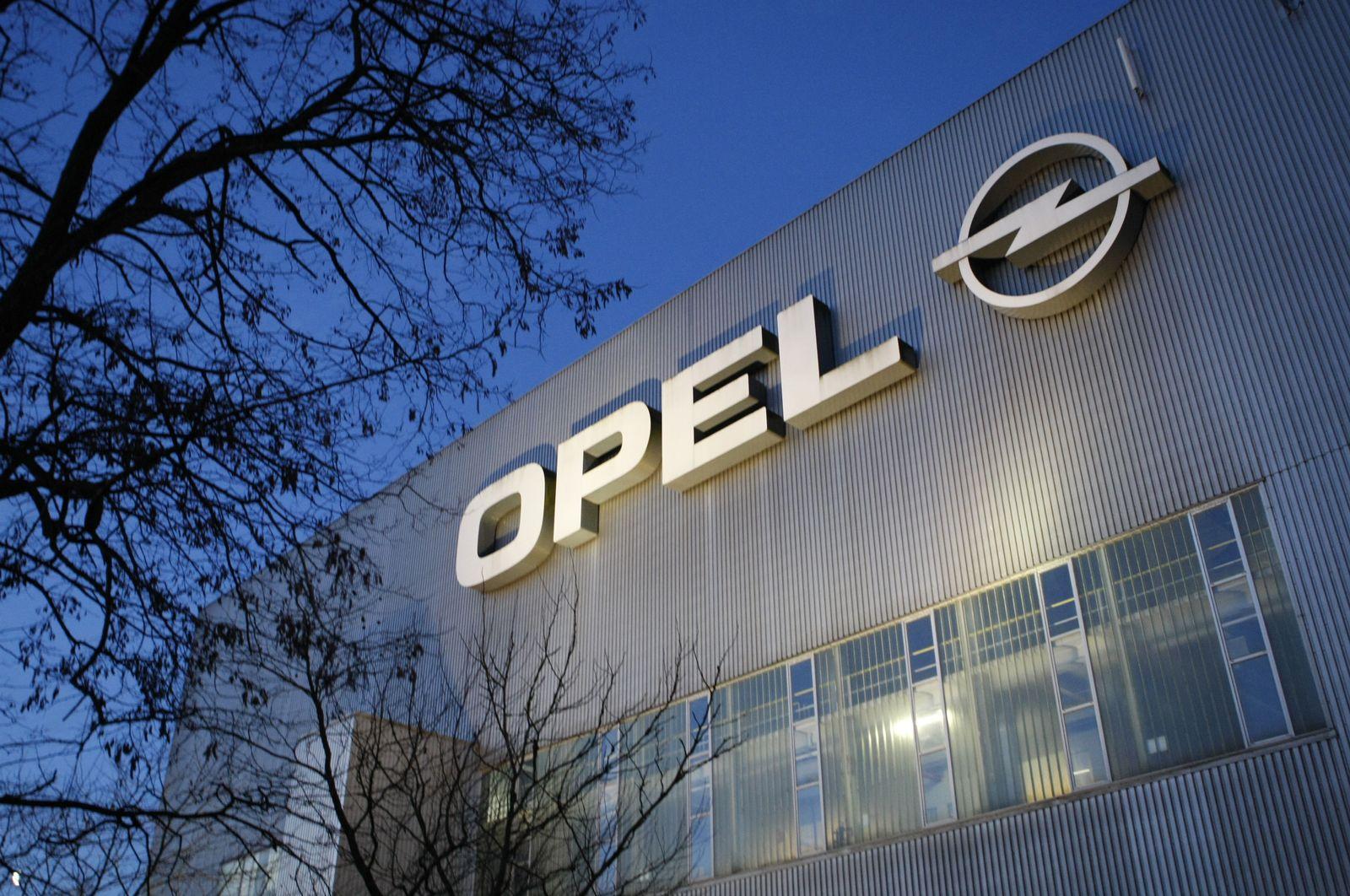 NICHT MEHR VERWENDEN! - Opel /Bochum /Logo