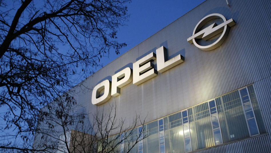 Opel-Werk in Bochum: Steht schon seit langem auf der internen Abschussliste der GM-Manager