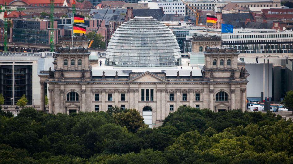 In Geberlaune: Deutsches Parlament schafft keinen ausgeglichenen Haushalt trotz Rekordsteuerbelastung der Bürger und Unternehmen