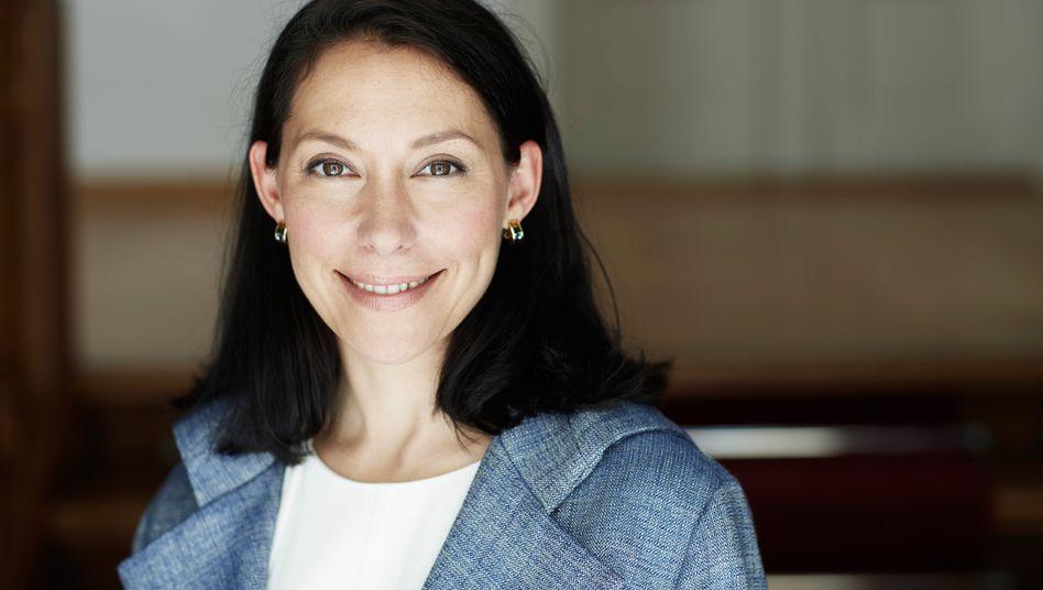 Wird auf mittlere Sicht für den Aufsichtsratsvorsitz gehandelt: Nathalie von Siemens gehört dem Siemens-Clan an. Dieser ist reicher als die Haniels, konservativer als die Werhahns - und noch öffentlichkeitsscheuer als die Quandts