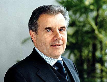 Chef auf Abruf: Loewe-Lenker Rainer Hecker