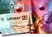 Lipobay-Klagen schweben wie ein Damoklesschwert über dem Konzern. Reicht die Versicherungsdeckung nicht, muss Bayer Rückstellungen bilden.
