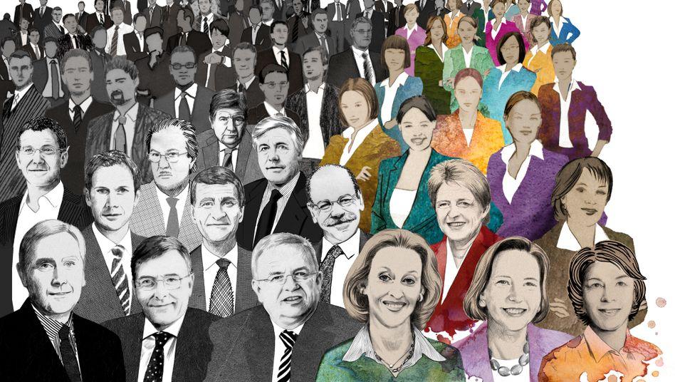 """Die Wirkung weiblicher Führung aufs Geschäft: """"Frauen sind engagierter, kreativer und auch fleißiger"""""""
