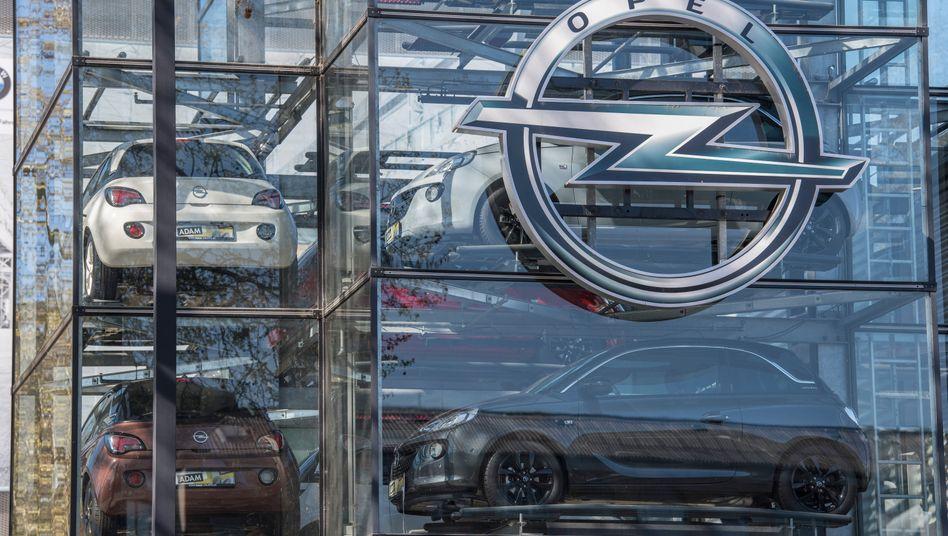 Opel im Abgasskandal