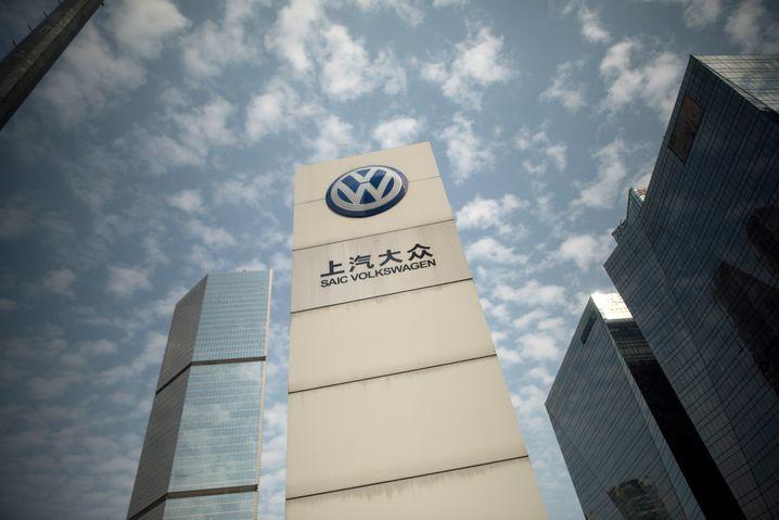 Volkswagen verkauft in China im April mehr Autos als im Vorjahreszeitraum