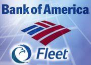 Die Fusion zwischen der Bank of America und FleetBoston Financial soll Mitte dieses Jahres abgeschlossen sein