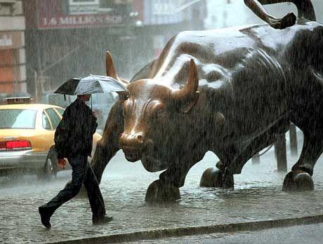 Stimmung an der Wall Street: Gute Nachrichten sind schlechte Nachrichten