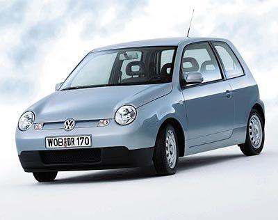 Sparsam, aber kein Renner: Der inzwischen eingestellte VW Lupo 3L TDI