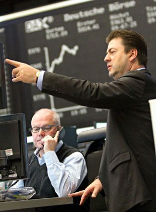 Neue Zuversicht: Der Rettungsplan aus Brüssel wird von den Märkten positiv aufgenommen