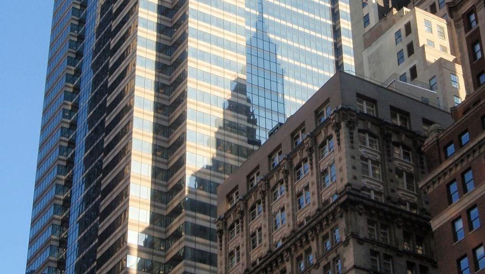 Deutsche Bank in New York: Dank Rückstellungen soll der Vergleich den Gewinn nicht belasten