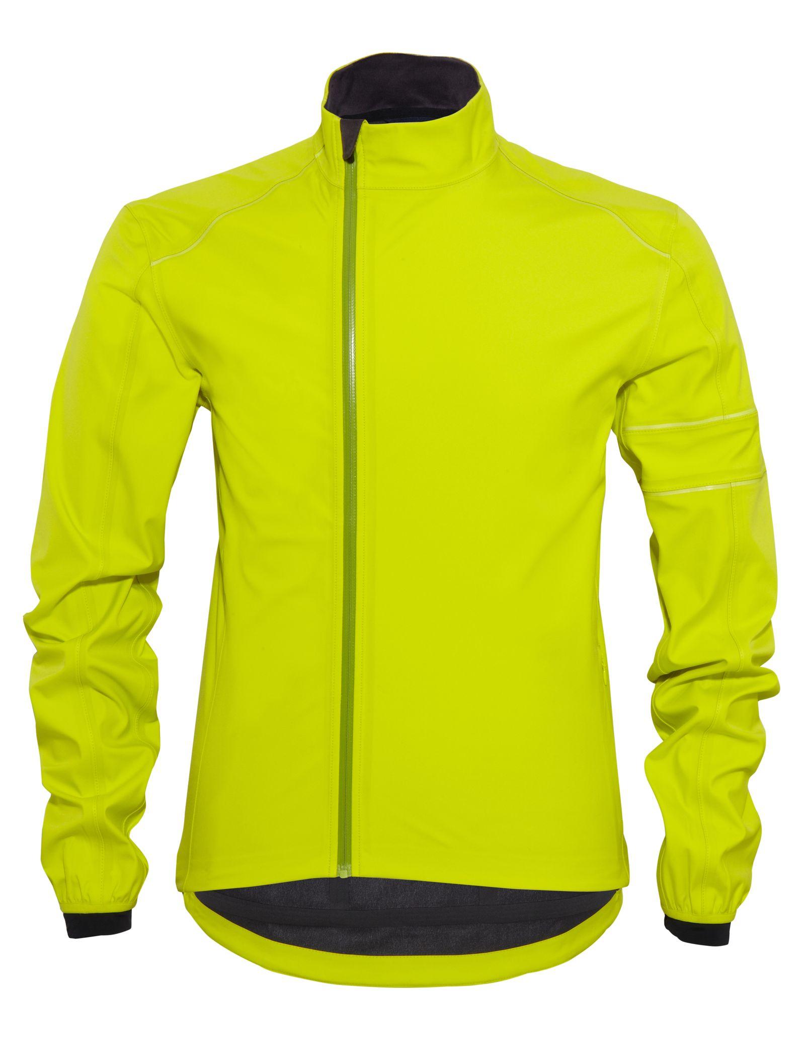Fahrradjacke, Hardshell Jacket / Raphas
