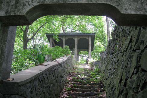 Märchenhaft: Wer sich in Moganshan auf Spurensuche begibt, findet vieles verfallen und überwuchert