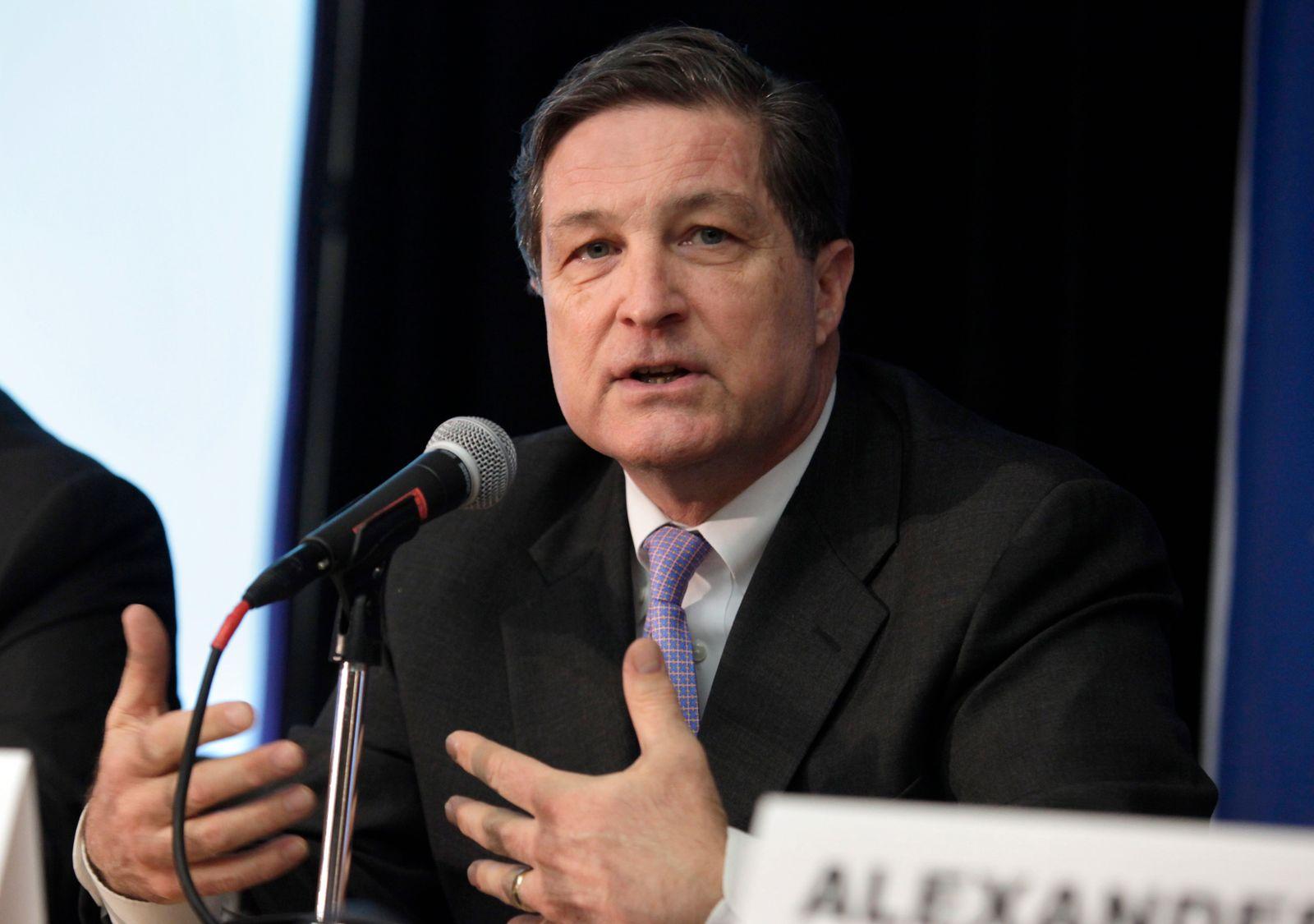 Jeffrey Lacker; President Federal Reserve Bank; Richmond, USA
