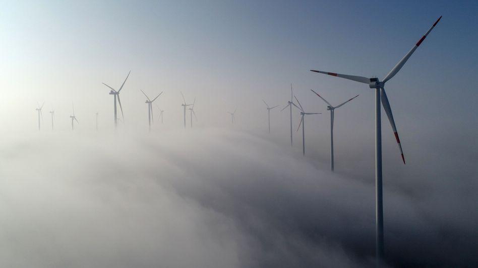 Windpark in Brandenburg: RWE holt sich per Kapitalerhöhung frisches Geld, um hier mitzuspielen