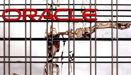 Trotzt der Krise: Oracle hat sich im dritten Quartal wacker geschlagen