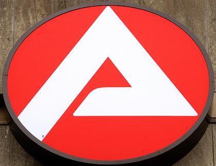 BA-Logo: Software soll frühestens in zwei Jahren funktionieren