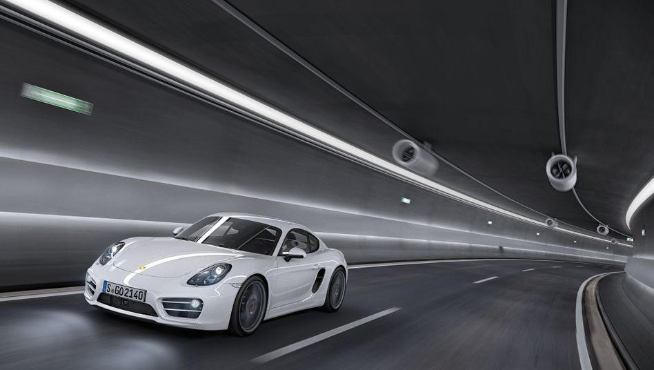 Porsche: Weniger Klagen gegen das Unternehmen in den USA anhängig