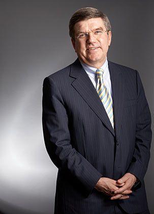 Platz 4: Thomas Bach (Präsident des DOSB) Deutschlands oberster Olympionike.