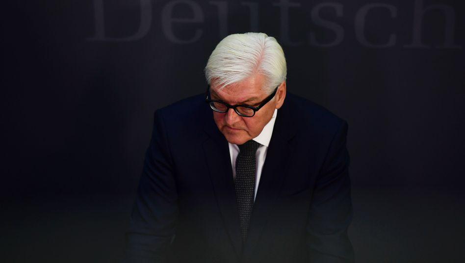 Dürfte der nächste Bundespräsident werden: Außenminister Frank-Walter Steinmeier