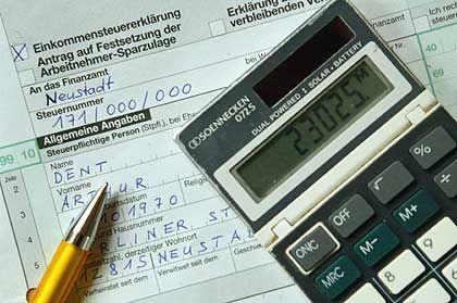 """Steuererklärung: """"Niedrigere Besteuerung von Einkünften aus Kapital macht Sinn"""""""