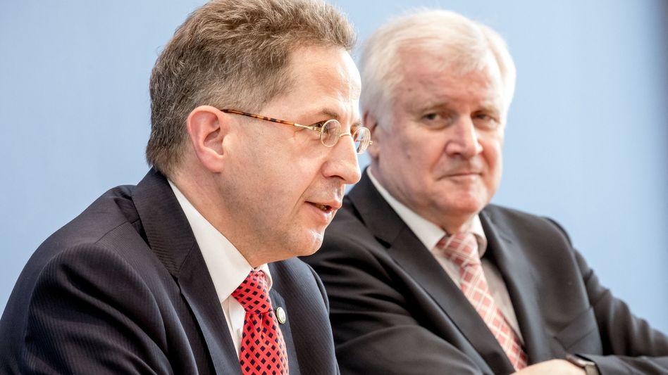 Ex-Verfassungsschutzchef Hans-Georg Maaßen: Der umstrittene Jurist wird nun Staatssekretär in Horst Seehofers Innenministerium