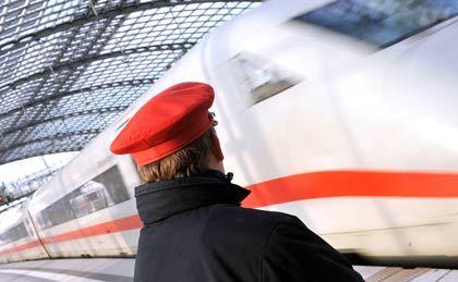 Erste Nadelstiche: Bei der Bahn drohen am Donnerstag Streiks