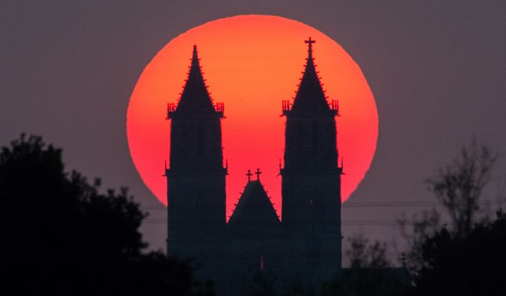 Magdeburger Dom: Mit Wiederauferstehung kennt man sich hier gut aus