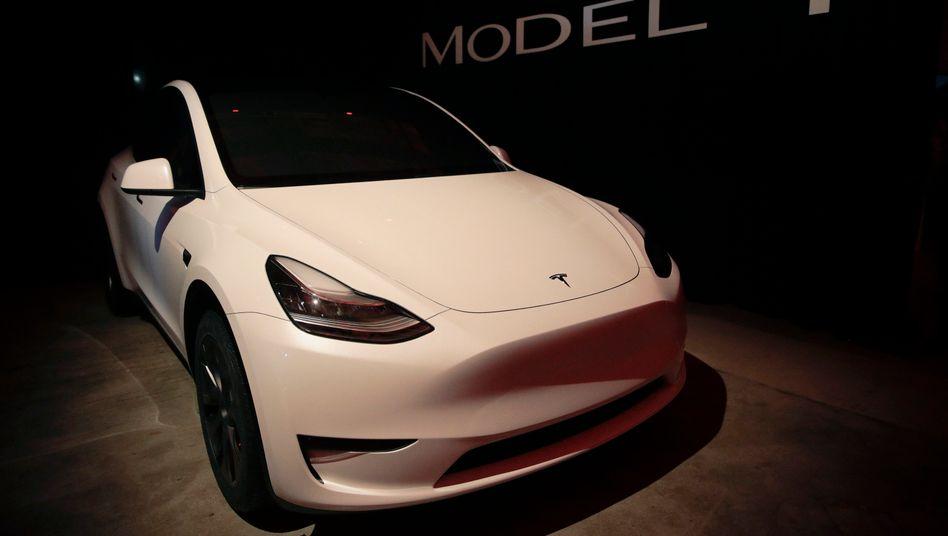 Jetzt günstiger: Mit dem Model Y will Tesla BMW und Mercedes Kunden abjagen - nicht nur in China