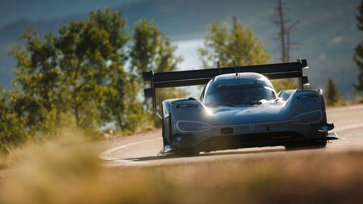Weltrekordhalter mit Elektroantrieb: Diese Elektroautos brechen Rekorde