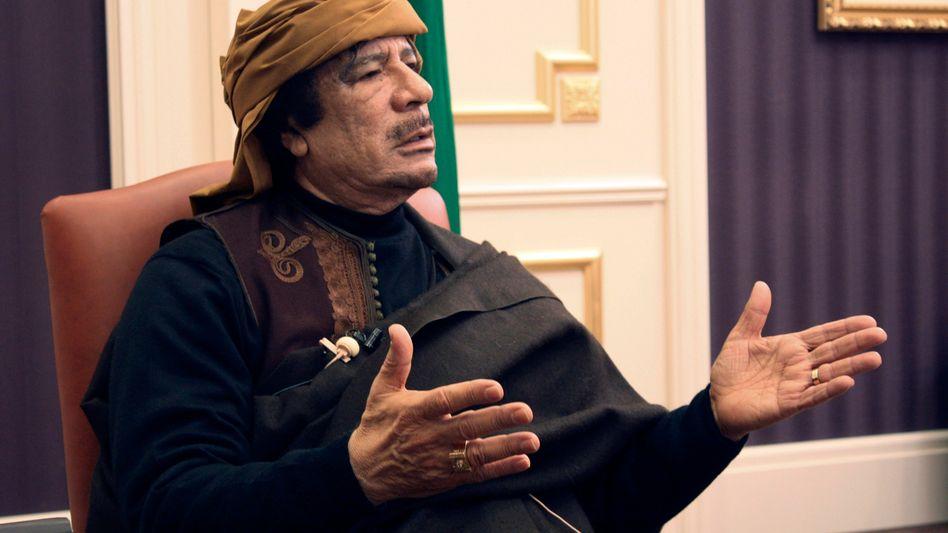 Kampf gegen Libyens Diktator Gaddafi: Das Blutvergießen geht weiter