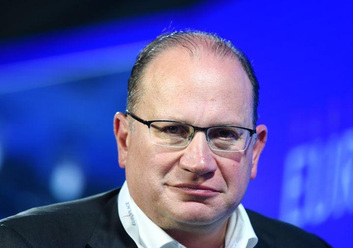 Mit der Chefsuche offenbar noch nicht weiter: Mark Tucker, Verwaltungsratschef