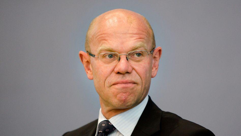 Thomas Steg (Bild Archiv) ist bei VW wieder in Amt und Würden