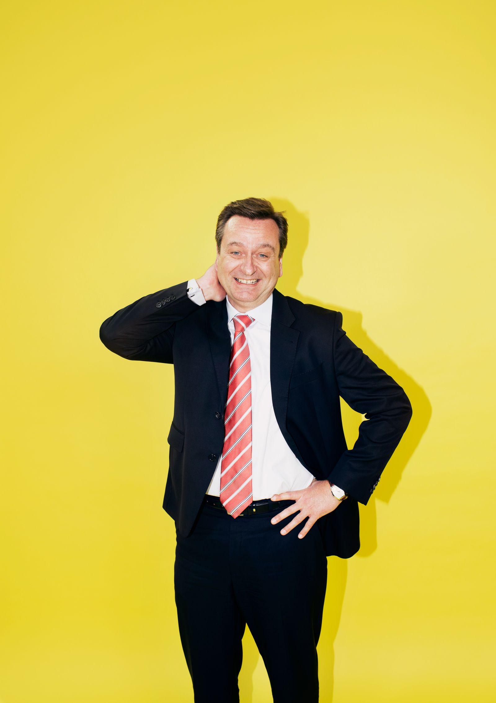EINMALIGE VERWENDUNG Joachim Wenning, Münchener Rückversicherungs-Gesellschaft Aktiengesellschaft