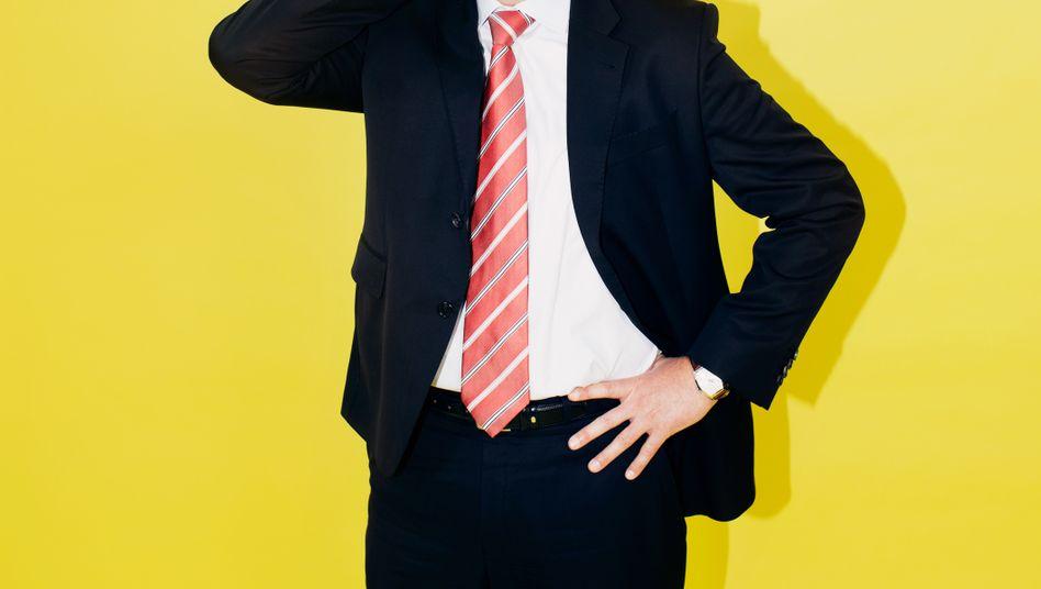 Joachim Wenning, neuer Chef der Münchener Rück