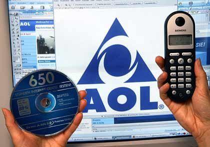 Premiere im elften Jahr nach dem Deutschland-Start: AOL will Handy-Telefonate ermöglichen